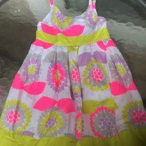 Carters - Adorable girls sundress floral print 3T